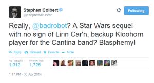 Colbert Wars