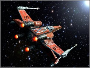 general_lee_x_wing__star_wars___dukes_of_hazzard__by_rabittooth-d4ye8xu