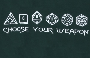 tee-choose-your-weapon-closeup