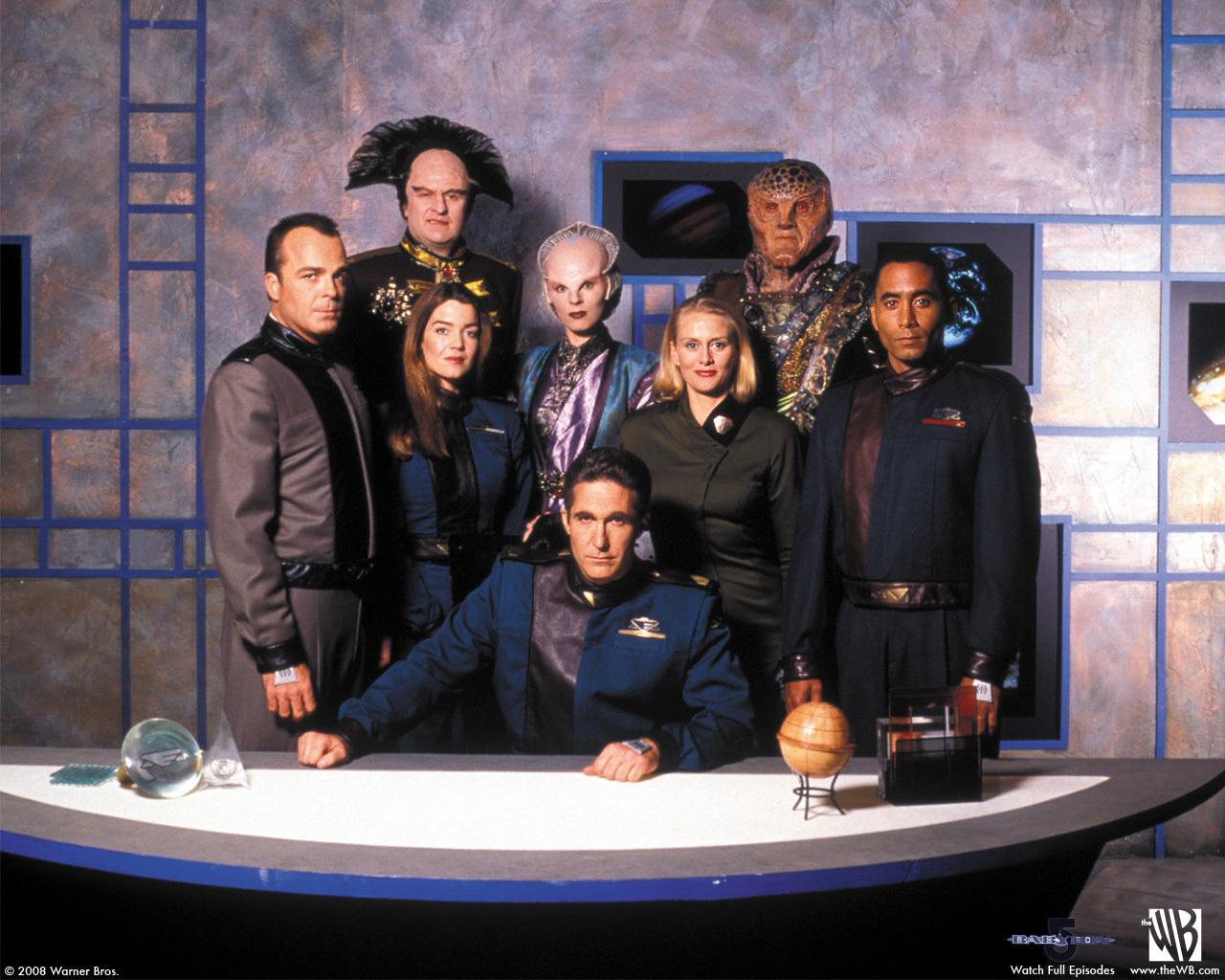 List of Babylon 5 episodes - Wikipedia