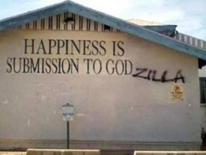 Submission-to-Godzilla