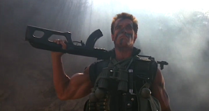 COMMANDO SCREEN SHOT