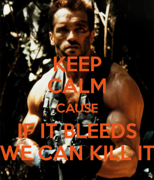 keep-calm-cause-if-it-bleeds-we-can-kill-it